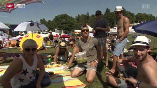 Video «Schweiz aktuell vom 16.07.2015» abspielen