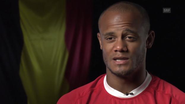 Video «Fussball, WM: Vorschau Belgien - USA» abspielen