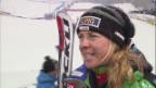 Video «Ski alpin: Interview mit Fränzi Aufdenblatten («sportlive»)» abspielen