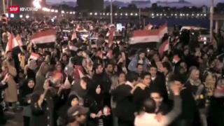 Video «Das Comeback von Mubaraks Pfründe» abspielen