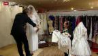 Video «Zweites Leben für Brautkleider» abspielen