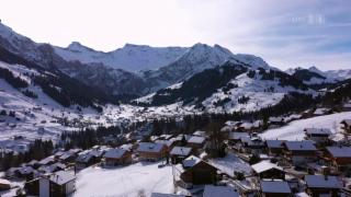 Video ««SRF bi de Lüt – Live»: Die grosse Wintershow aus Adelboden» abspielen