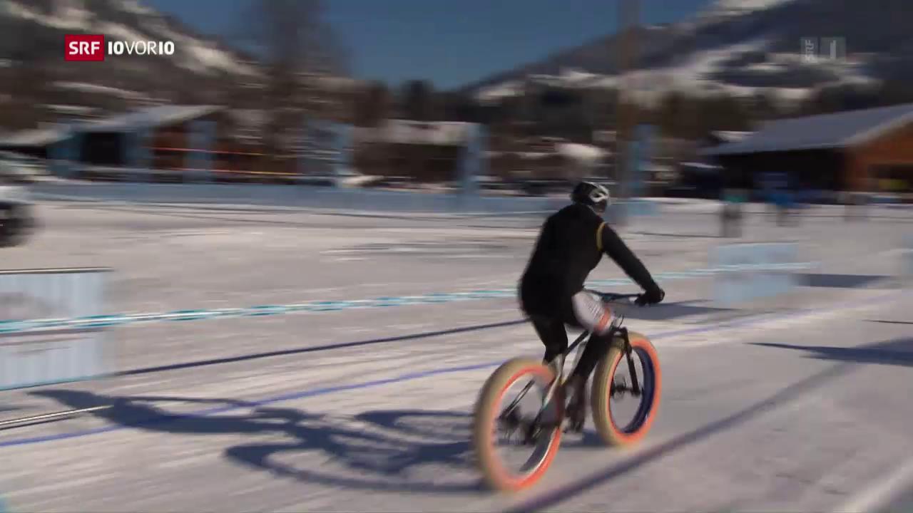 Fat-Bike der neue Trend