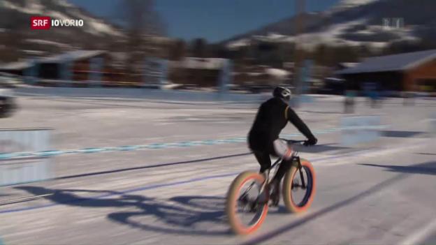 Video «Fat-Bike der neue Trend» abspielen