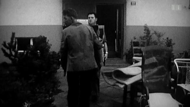 Video «Serie «Vor 50 Jahren»: Wohnungsnot und Bauboom» abspielen