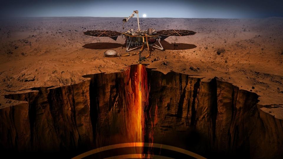 Schweizer Forscher analysieren Beben auf dem Mars