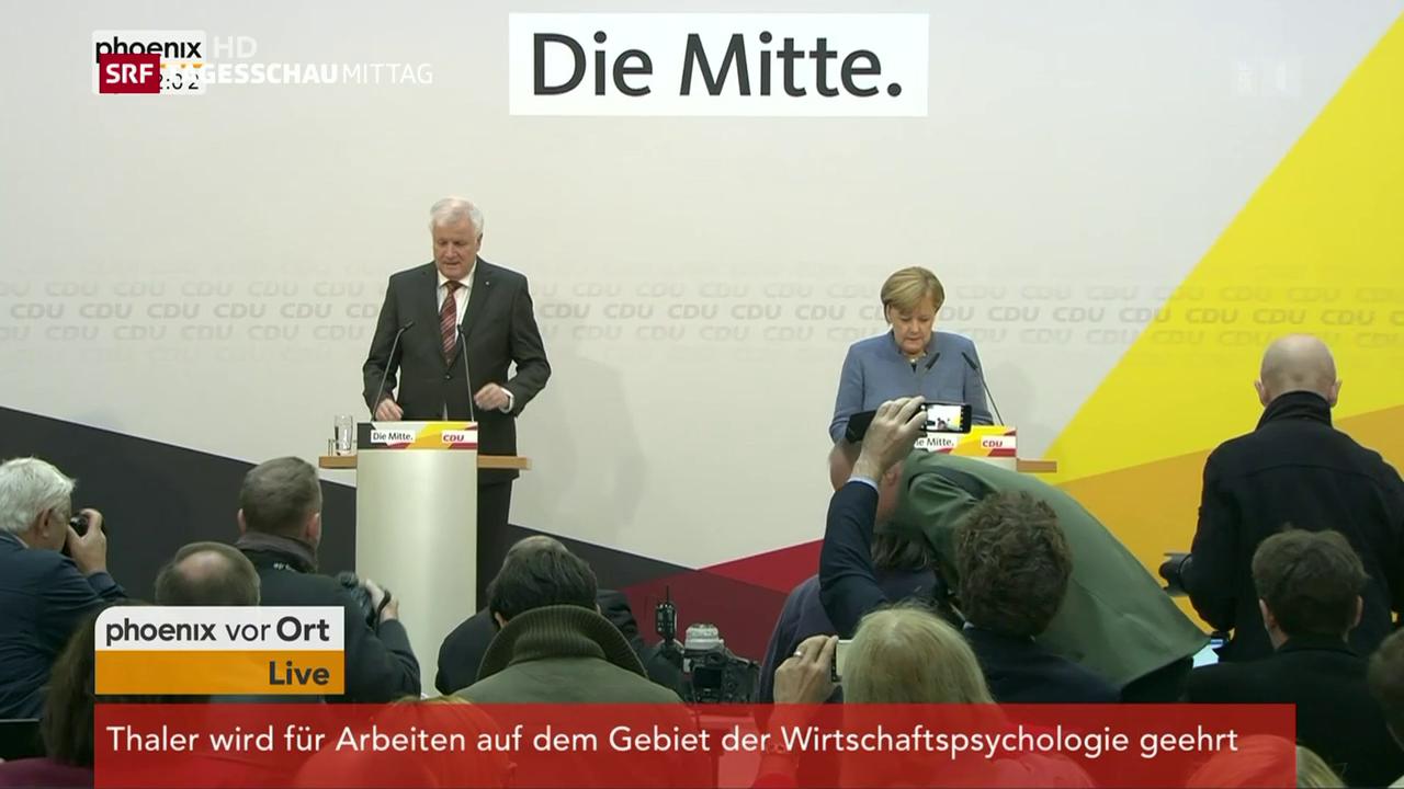 Regierungskoalition in Deutschland