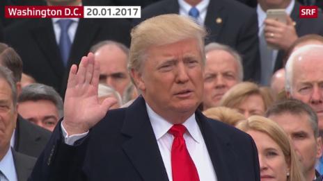 Link öffnet eine Lightbox. Video Donald Trump – seine Feinde, seine Vorhaben, seine Sehnsüchte abspielen