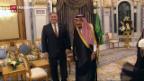 Video «Untersuchungen im Fall Khashoggi» abspielen