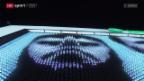 Video «Bericht über die Schweizer «3D-Gesichter»» abspielen