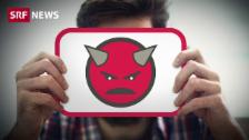 Link öffnet eine Lightbox. Video Wie umgehen mit dem Hass im Netz? abspielen