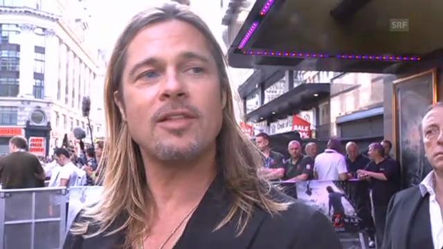 Brad Pitt über Angelina Jolies Brust-Amputation