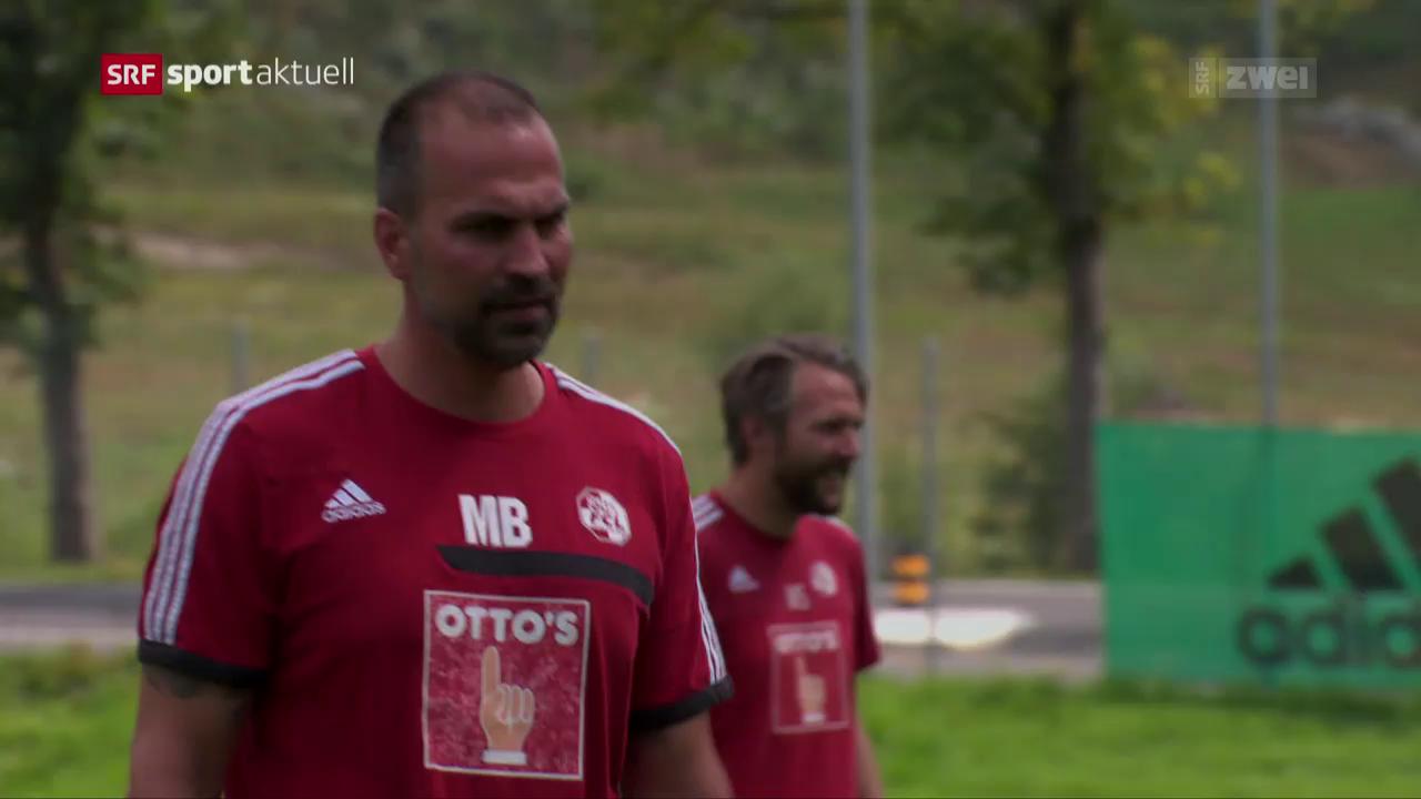 Ende Saison ist Schluss: Babbel hört bei Luzern auf