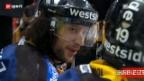 Video ««Tscheggsch de Pögg» – Warum Eishockeyspieler den Playoff-Bart spriessen lassen» abspielen