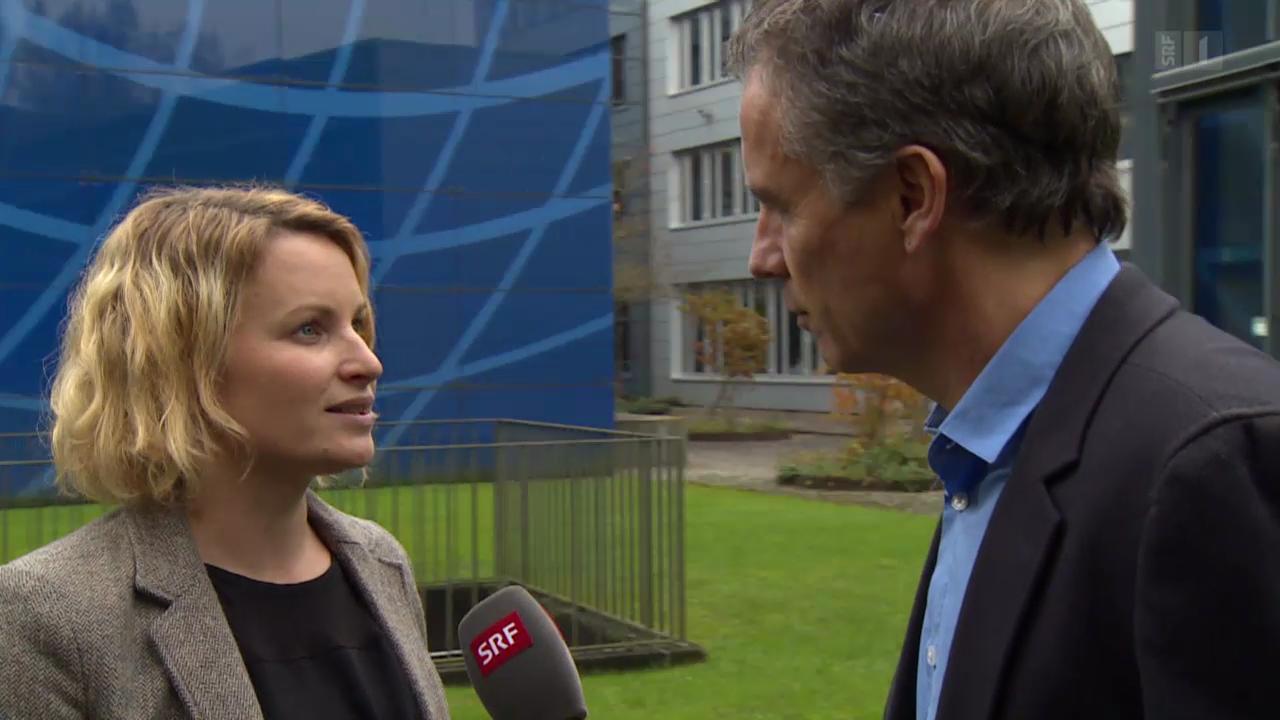 Interview mit Annina Merk von Swisscom