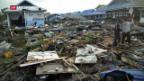 Video «Indonesien: Hunderte Tote nach Tsunami» abspielen