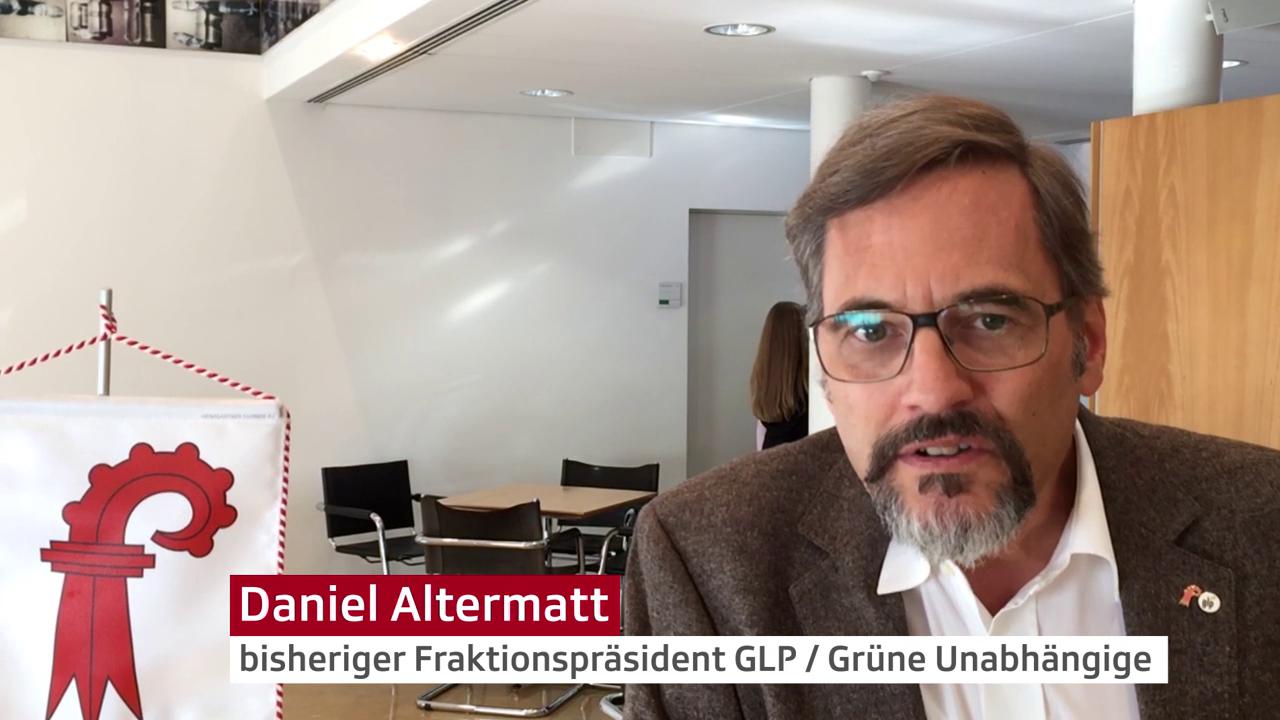 Daniel Altermatt, GLP: Wichtigstes Ziel?