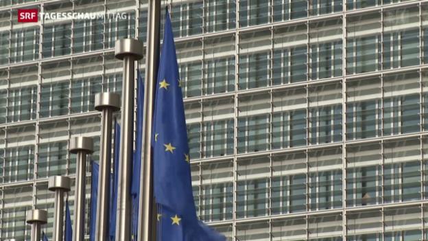 Video «EU kritisiert Polen» abspielen