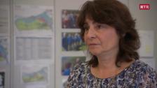 Laschar ir video «Anna Giacometti planisescha in act comemorativ»