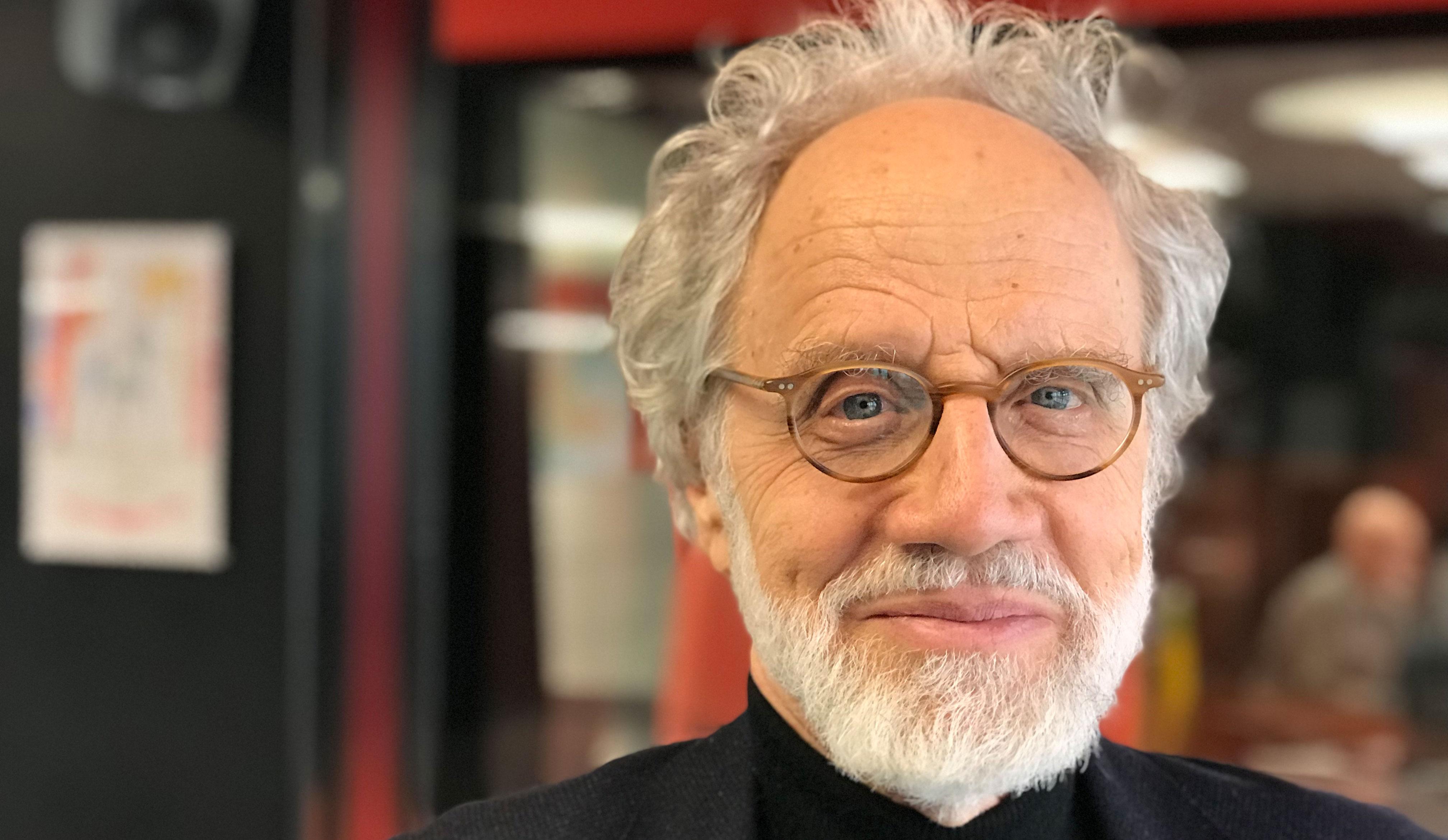 Markus Imhoof: Ich bin nicht das Zentrum