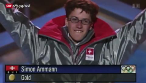 «Gipfelstürmer»: Simon Ammann (1/2)