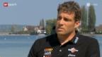 Video «Sascha Heyer, der Beachvolleyball-Hüne» abspielen