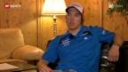 Video «Hautnah beim Gesamtweltcup-Sieger Carlo Janka» abspielen