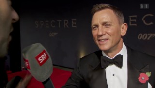 Video «Bond-Weltpremiere in London» abspielen