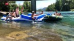 Video «Party im Gummiboot» abspielen