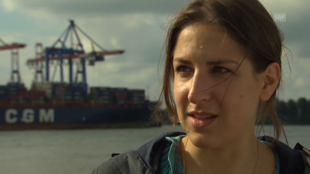 Video «Laura de Weck zur Gleichheit von Rechten» abspielen