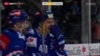 Video «Eishockey: NLA, ZSC Lions - Lugano» abspielen