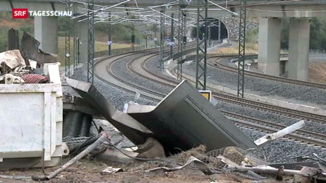 Ermittlungen zum Zugunglück in Spanien