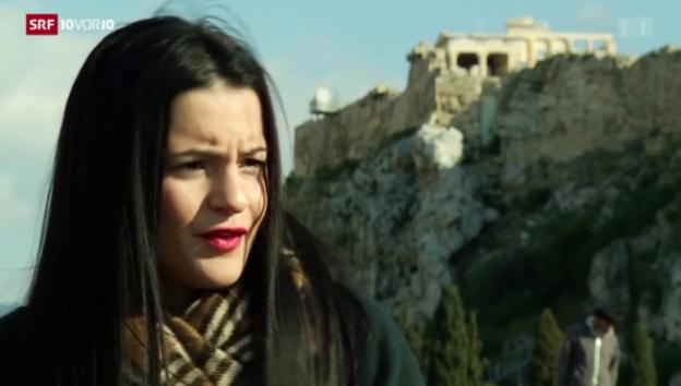 Video «Griechenland: Hoffnung und Resignation» abspielen