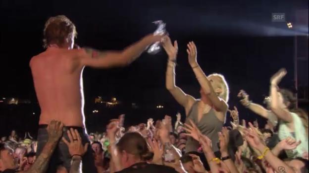 Video «Die Toten Hosen - «Hier kommt Alex»» abspielen