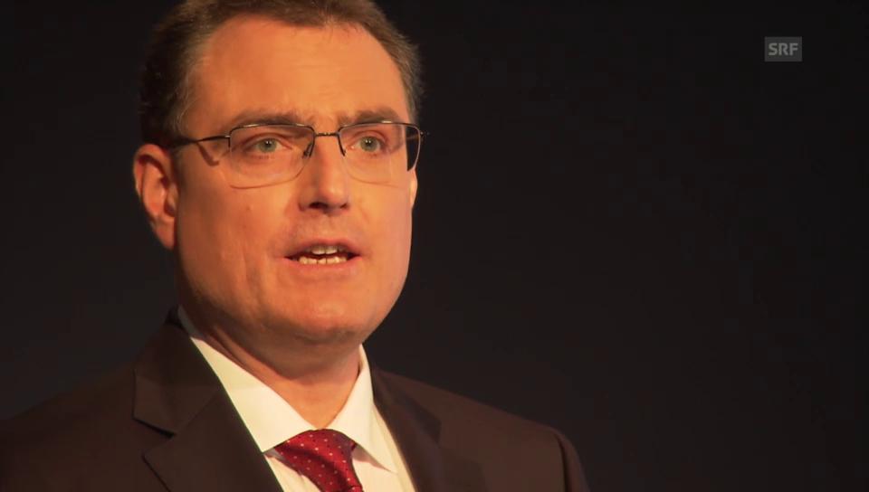 SNB-Chef Jordan über die Bedeutung der Banknoten