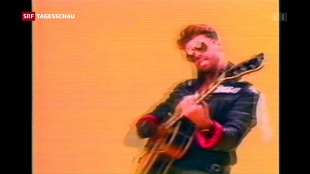 Video «Ein Pop-Idol ist gegangen» abspielen
