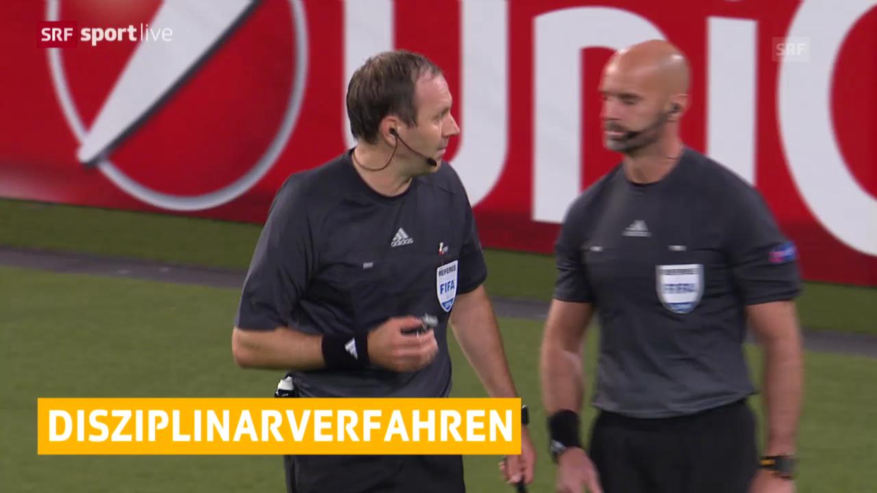 Fussball: Uefa-Verfahren gegen FCB