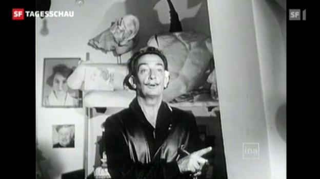 Video «Dali im Centre Pompidou» abspielen
