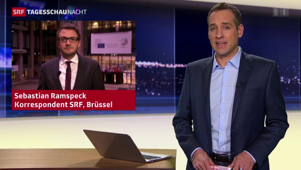 SRF-Korrespondent Sebastian Ramspeck zur Einigung.
