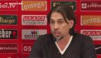 Video «Auch Mainz mit Schweizer Trainer» abspielen