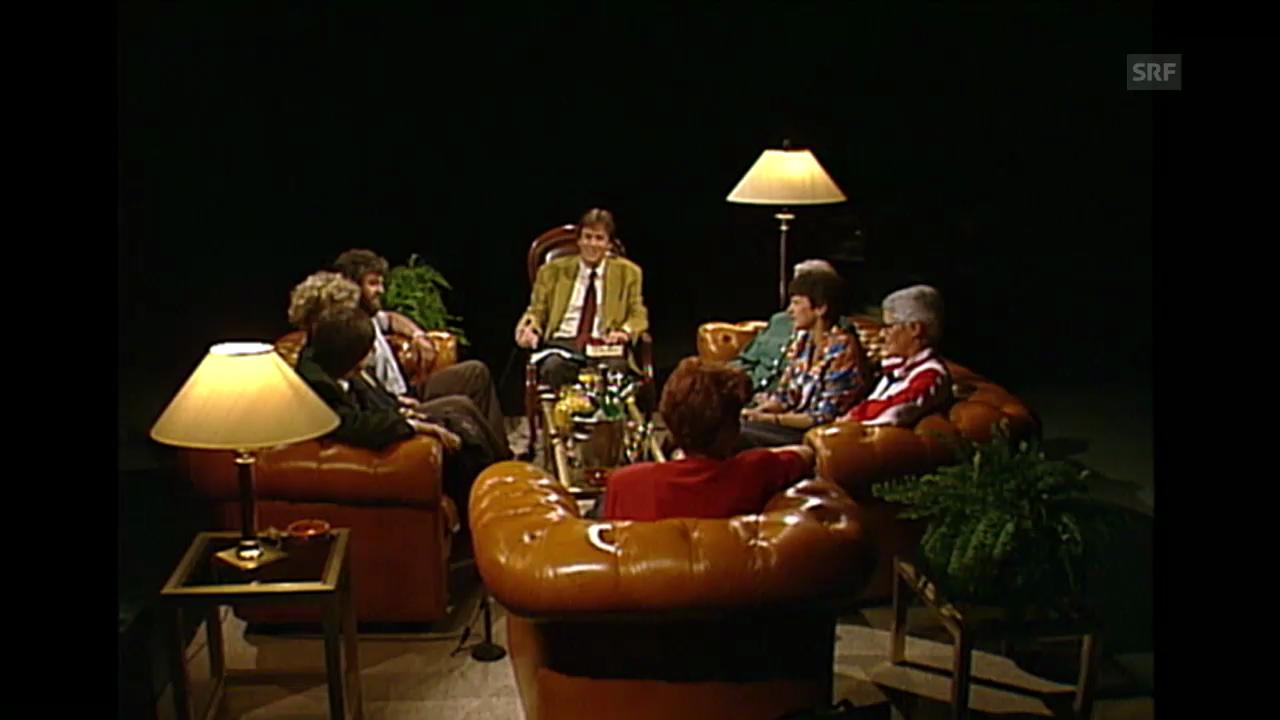 «Politisch unmündig?», Club, 15.5.1990
