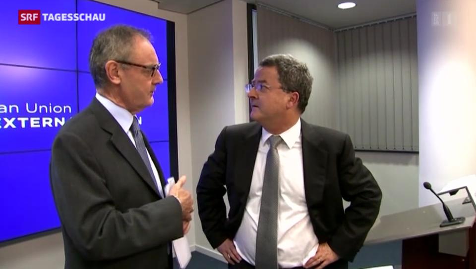 Brüssel und Bern kommen voran – ein bisschen