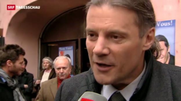 Video «Tagesschau vom 17.03.2013, 19:30» abspielen