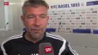 Video «Fussball: Urs Fischer vor dem Saisonstart» abspielen