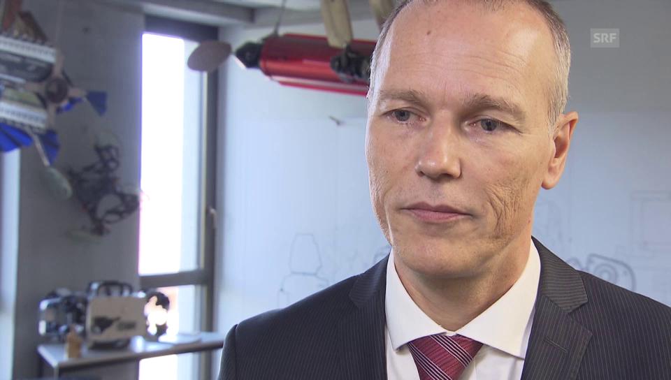 Jan-Egbert Sturm, Leiter Konjunktur-Forschungsstelle KOF ETH
