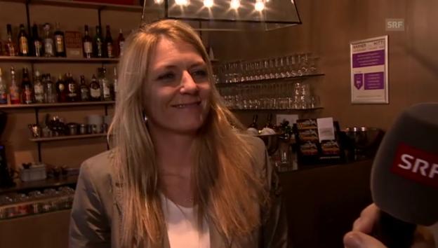 Video «Béatrice Wertli (CVP): «Für uns bleibt der Auftrag, Familien zu entlasten»» abspielen