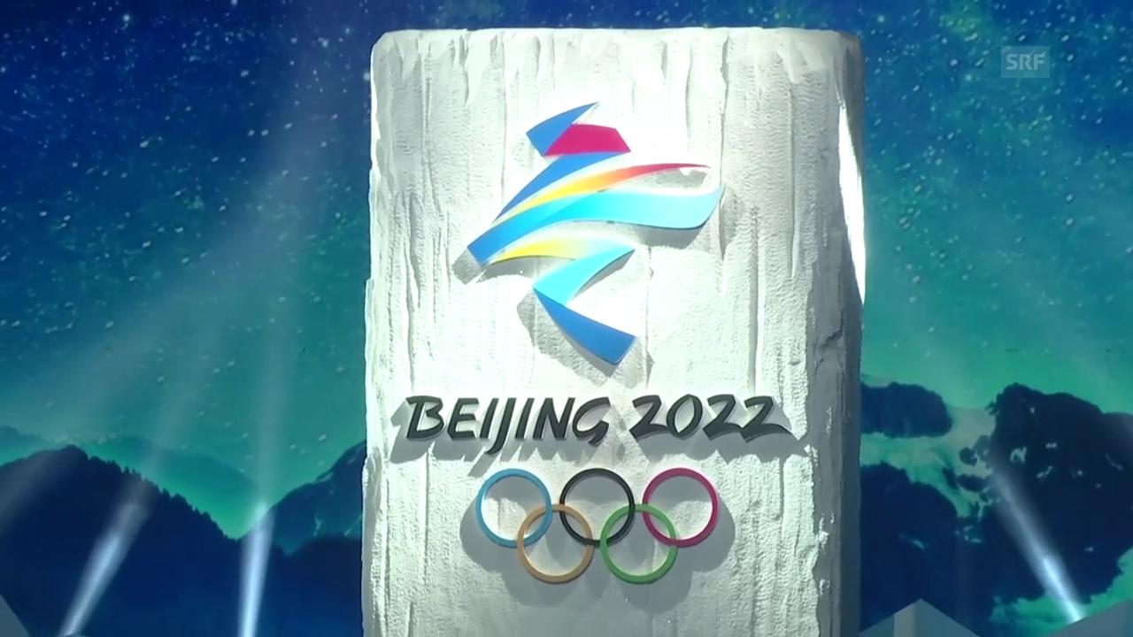 Peking 2022 hat ein Gesicht