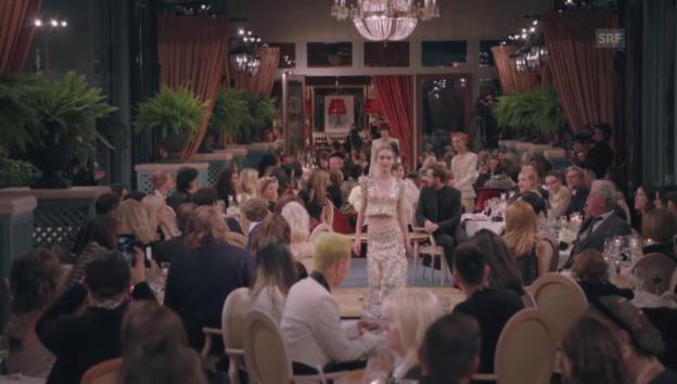 Video ««Métiers d'art»-Show 2016 im Pariser Ritz» abspielen