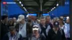Video «Zehntausende Besucher in Burgdorf» abspielen