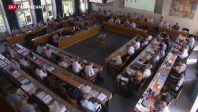 Video «Kantonale Wahlen als Gradmesser?» abspielen